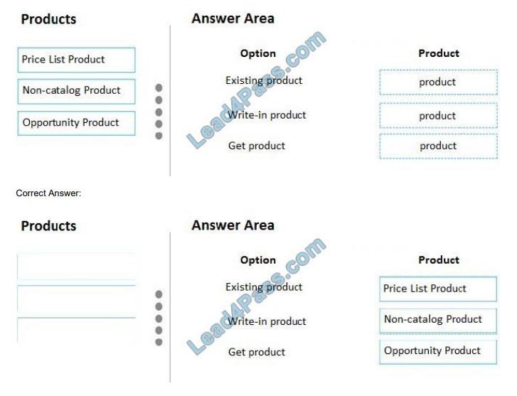 lead4pass mb-210 practice test q1
