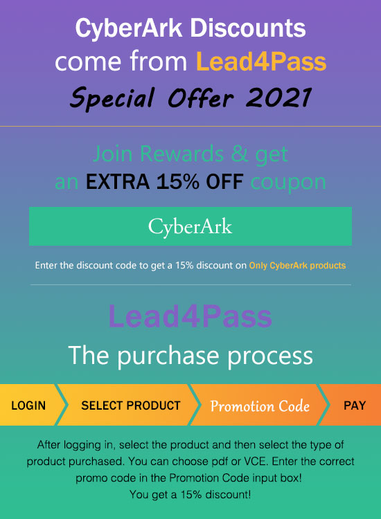 cyberark coupon code